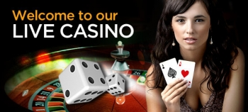 Betting on Live Casino Games