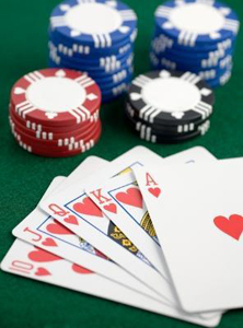 General Introduction to Poker Games