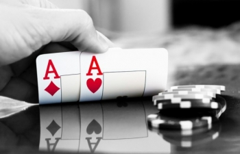How to Lose with Pocket Aces in a $1 million buy-in Tournament