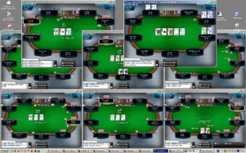 The Advantages of Multi-Tabling Online Poker Games