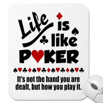 The Life of a Poker Player