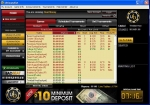 UltimateBet Poker Lobby