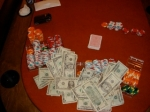 Winning Strategy for Shorthanded Poker Games