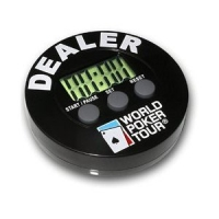 World Poker Tour (WPT) Dealer Button Poker Timer