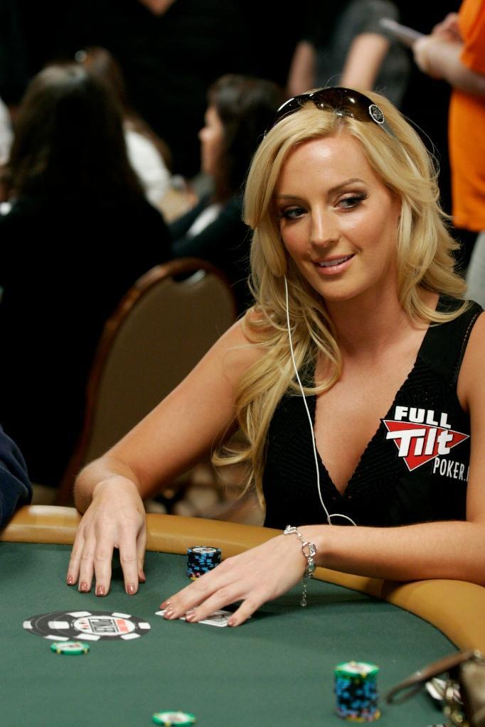 Female Poker Players List