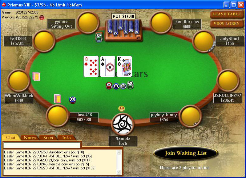 how to get money on pokerstars